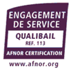 Engagement de service Qualibail