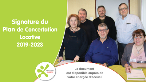 Le Plan de Concertation Locative